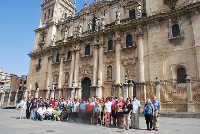Visita a la catedral de Jaén
