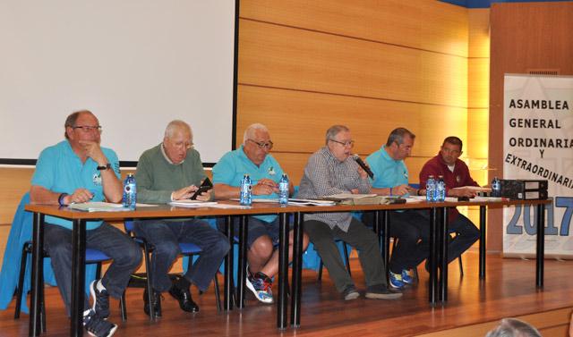 La Junta Directiva de la FECC presidió la asamblea