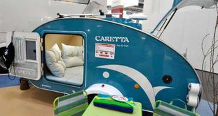 Caravana Caretta.