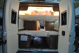 La doble cama es la solución perfecta para familias.