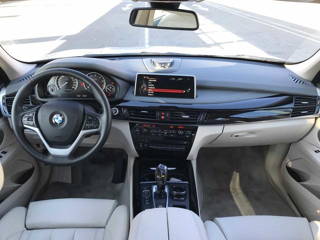 El interior de todos los BMW se caracteriza por su calidad y diseño