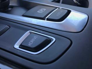 Los modos de conducción pueden seleccionarse con este botón