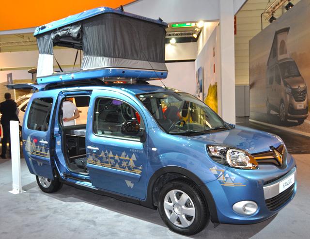 Renault Kangoo Adeventure