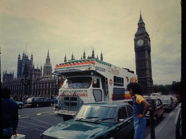 Operació Globus en Londres