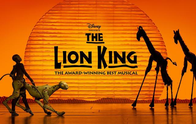 El musical El Rey León es un clásico de San Valentín.