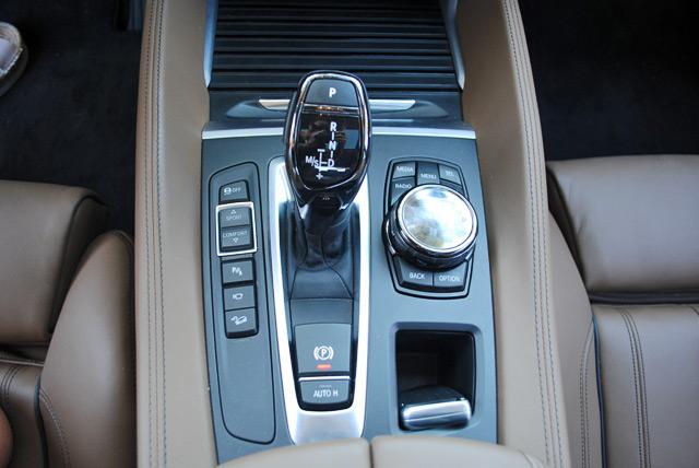 El cambio automático nos ha sorprendido por su buen rendimiento, al igual que los modos de conducción