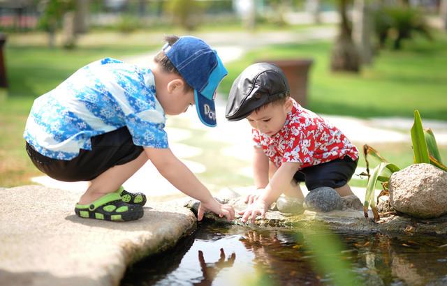 Los niños podrán conectar con la naturaleza en un entorno seguro.