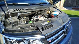 Bloque del Volkswagen California